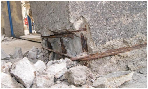 Seismic Strengthening Of Existing Buildings Vs Structural Maintenance & Durability