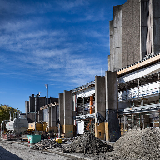 Restoring Christchurch Town Hall