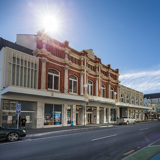 Reconstructing Christchurch's Isaac Theatre Royal heritage building